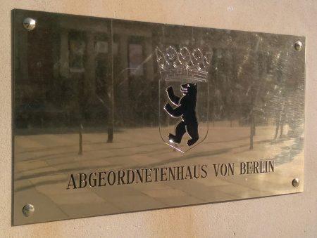 Abgeordnetenhaus Berlin